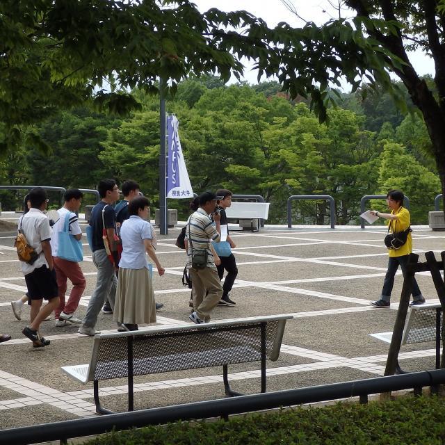 奈良大学 7月土曜日の大学見学会開催!1