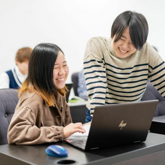 日本ビジネス公務員専門学校 【長岡でプログラマに!】オープンキャンパスに行こう★4