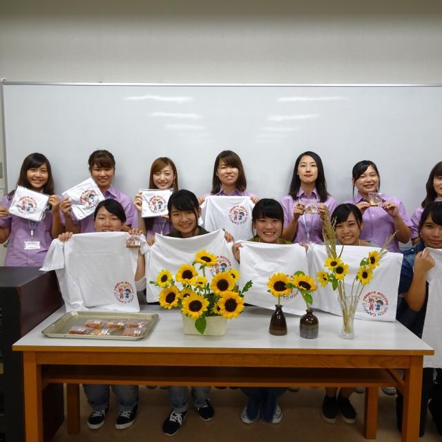 中国短期大学 オープンキャンパス 第2弾♪1