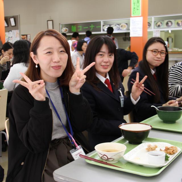 敬和学園大学 10月8日(月・祝)ウィークデー・オープンキャンパス3