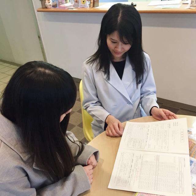 新横浜歯科衛生士専門学校 コイン研磨体験【午前の部】2