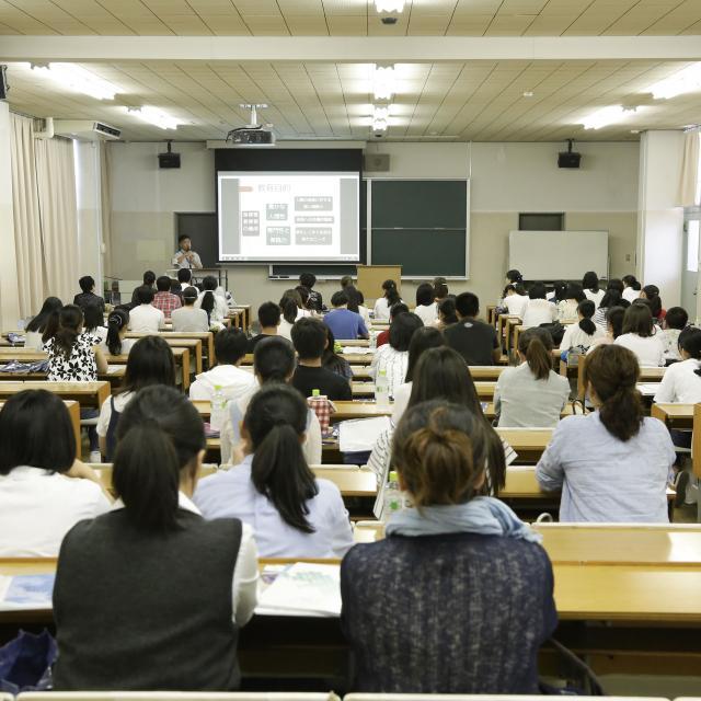 大阪大谷大学 オープンキャンパス20183