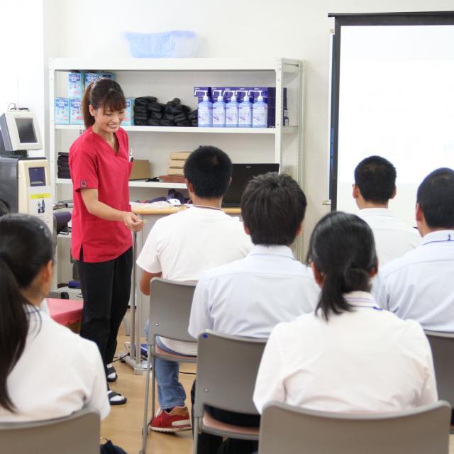 富士リハビリテーション専門学校 作業療法特化★オープンキャンパス3