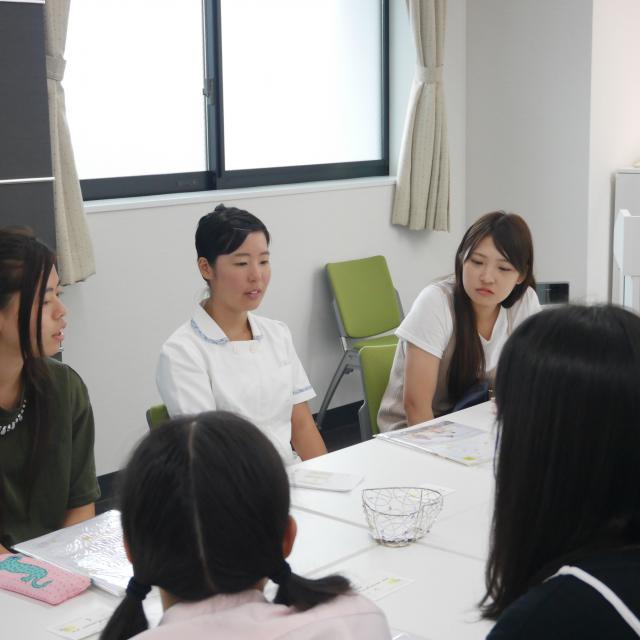 横浜中央看護専門学校 【高校生・保護者対象】ミニオープンキャンパス☆2