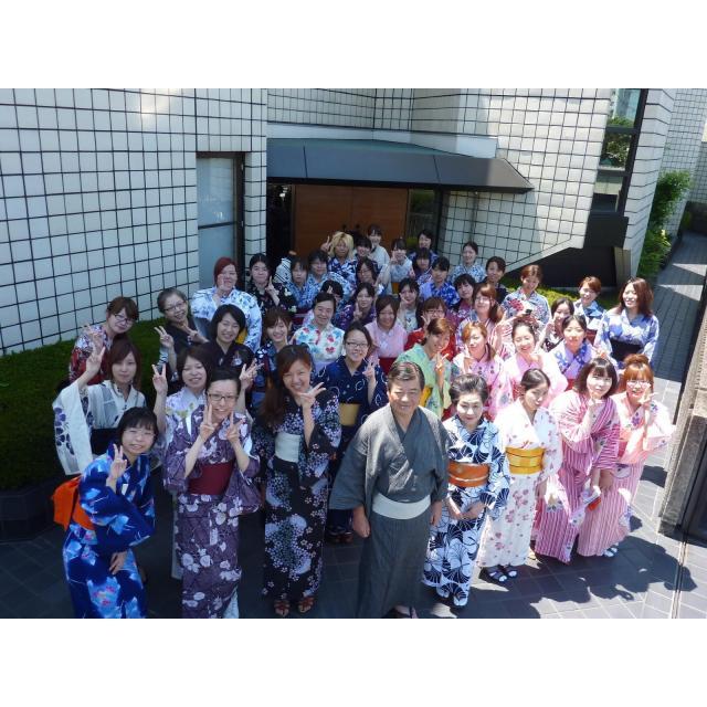 辻村和服専門学校 「和のココロ」を感じるスペシャルDAY♪1