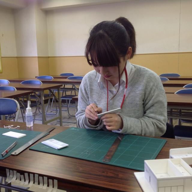 横浜日建工科専門学校 選べる3体験!建築の仕事を体験しようー説明会・体験授業2