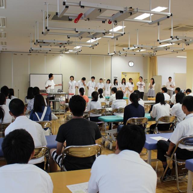 ★☆【理学療法学科】入試直前セミナー☆★