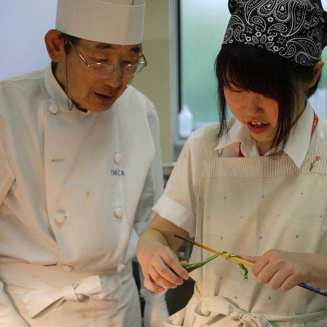 ケーキを作ってみよう!