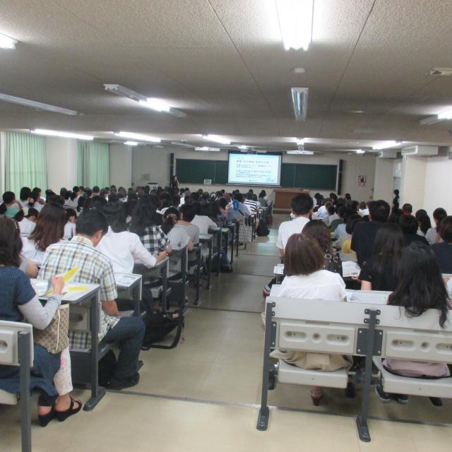 近畿大学附属看護専門学校 平成30年度オープンキャンパス3