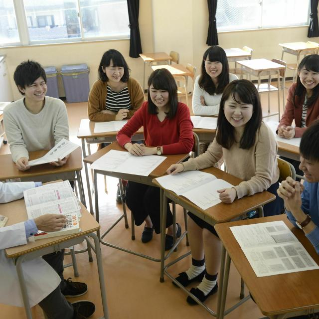 専門学校 日本聴能言語福祉学院 Webで授業見学!2