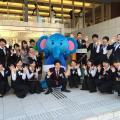 ホスピタリティ ツーリズム専門学校大阪 【英語コミュニケーション】英語体験オープンキャンパス♪