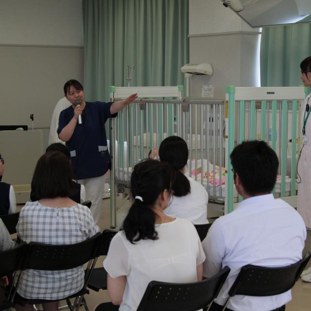 西武文理大学 7月から看護学部 体験授業を開講しています。2