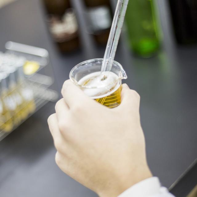 東京バイオテクノロジー専門学校 【醸造発酵コース】オープンキャンパス:バイオのコース体験4