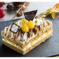 中村調理製菓専門学校 【製菓コース】秋にぴったり♪栗のケーキ
