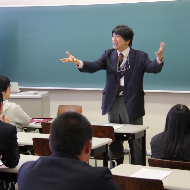 敬和学園大学 7月14日(土)オープンキャンパス2
