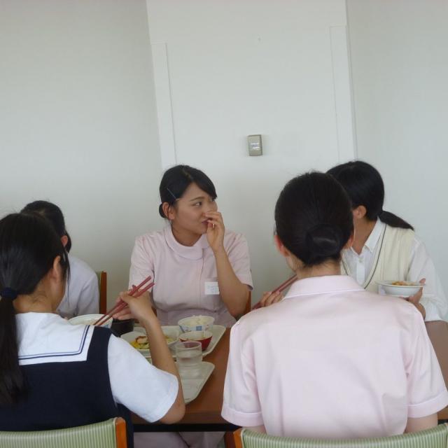 倉敷中央看護専門学校 2018 オープンスクール1