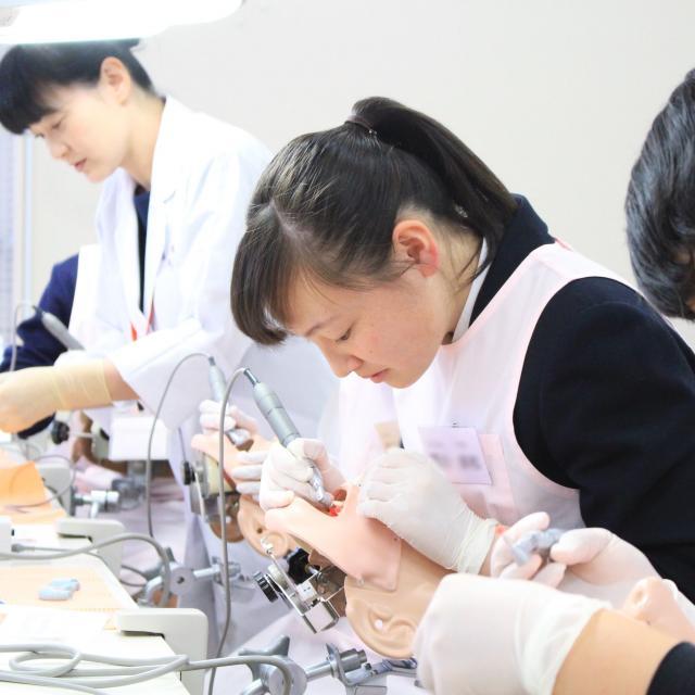 福島医療専門学校 歯科衛生士科 オープンキャンパス2