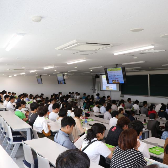 岡山理科大学 【今治キャンパス】2019オープンキャンパス2
