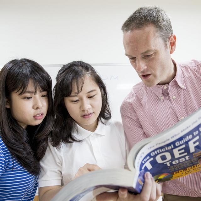 吉備国際大学 2021 オープンキャンパス(岡山キャンパス)外国語学部3
