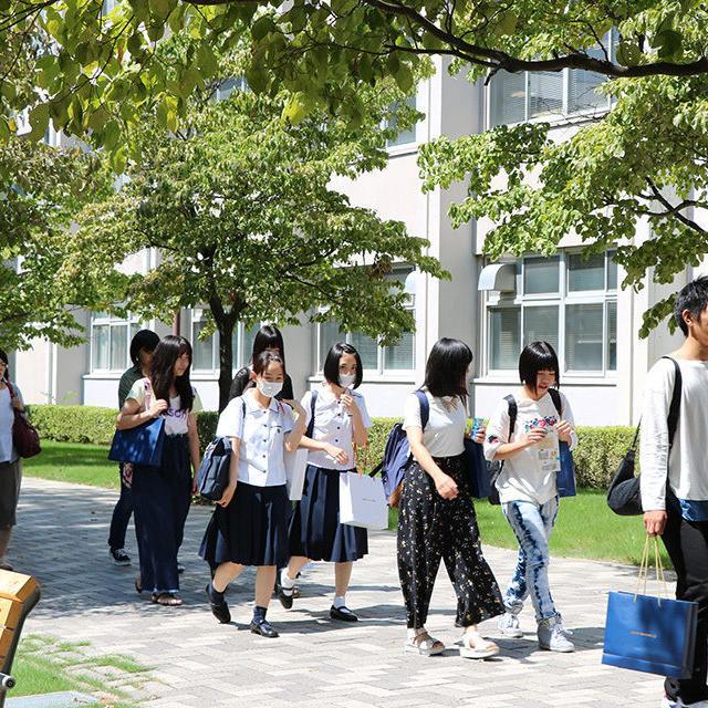 愛知学泉大学 2018年 愛知学泉大学のオープンキャンパス!(岡崎キャンパス)2