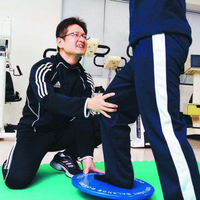 東京メディカル・スポーツ専門学校 ★特別企画★プロトレーナーのスペシャル授業を体験しよう!2