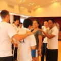 和歌山YMCA国際福祉専門学校 わいわい楽しく介護レクリエーション!