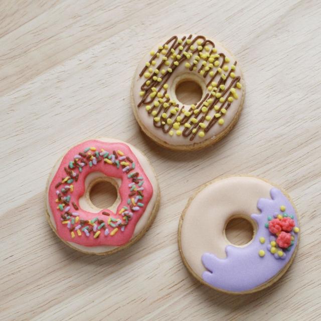 体験入学 ドーナツをデッサンしてみよう!