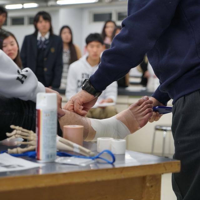 順天堂大学 【スポーツ健康科学部】オープンキャンパス20182