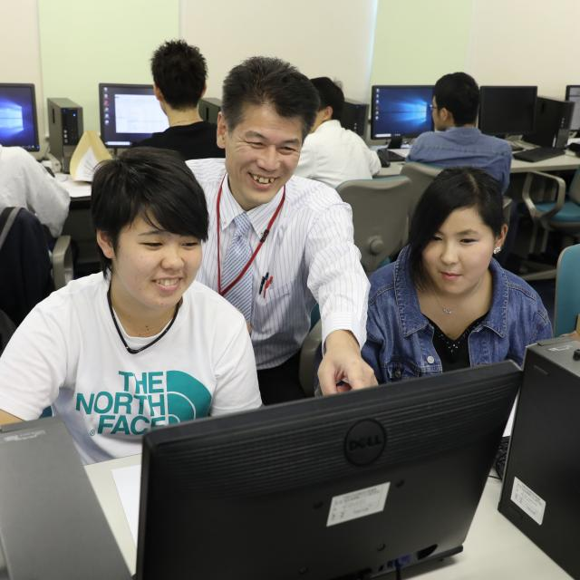 広島情報ビジネス専門学校 オープンキャンパス20204