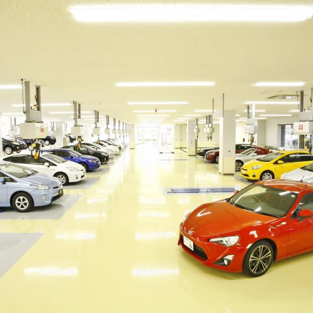 トヨタ神戸自動車大学校 オープンキャンパス◆全学年対象「自動車整備科コース」3
