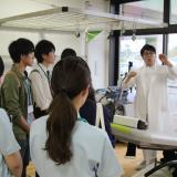 病院見学バスツアー(各回先着15名限定)の詳細