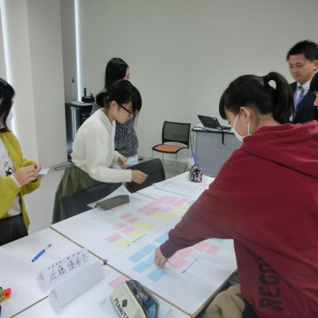 岐阜聖徳学園大学 2019 WEEKDAY CAMPUS VISIT-HASHIMA3