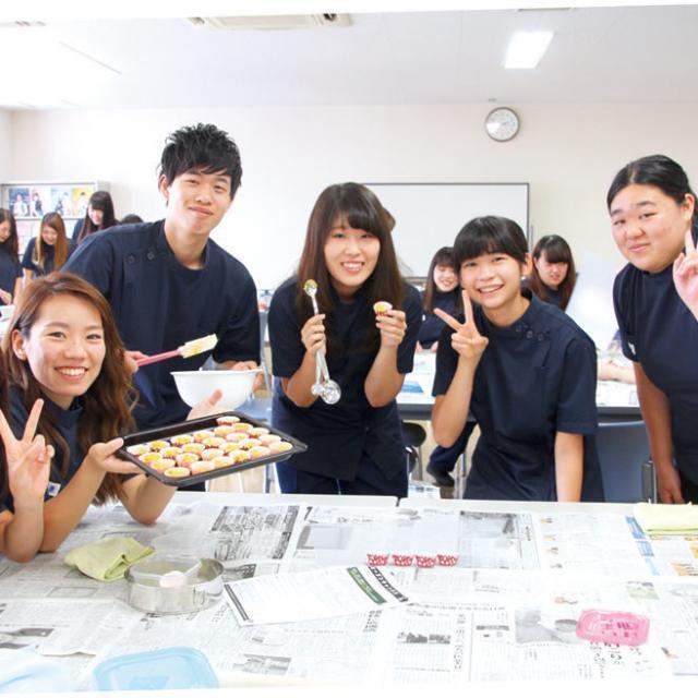 専門学校岡山ビジネスカレッジ 愛犬美容・看護学科オープンキャンパス3
