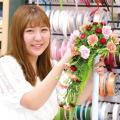 専門学校 九州スクール・オブ・ビジネス 9月の体験入学(フラワー/ブライダルフラワーなど)