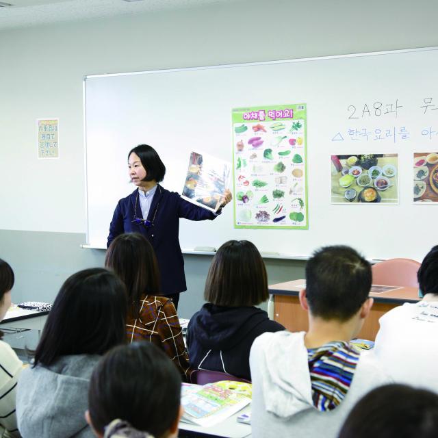 大阪外語専門学校 韓流塾・韓国語フェア【まるまる一日韓国語!】3