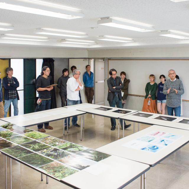 東京綜合写真専門学校 授業見学会(夜の部)1