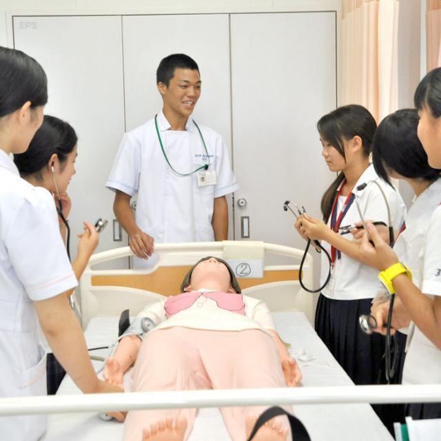 医療福祉専門学校 緑生館 楽しい企画が盛りだくさん!(看護師志望の方)3
