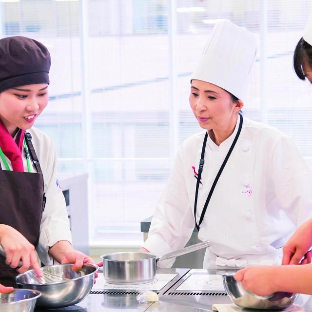 麻生外語観光&製菓専門学校 オープンキャンパス2