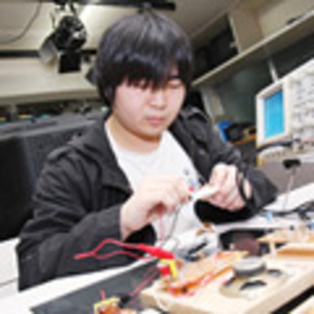 関西テレビ電気専門学校 業界の仕事を体験しよう♪1