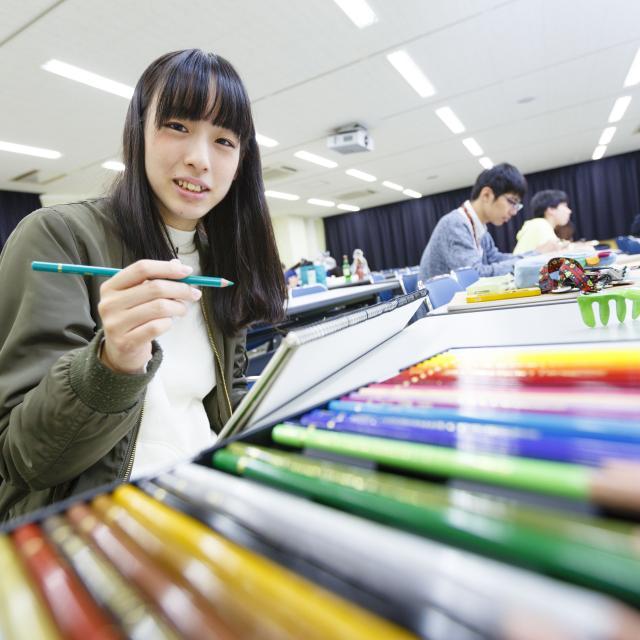 日本アニメ・マンガ専門学校 JAMオープンキャンパス1