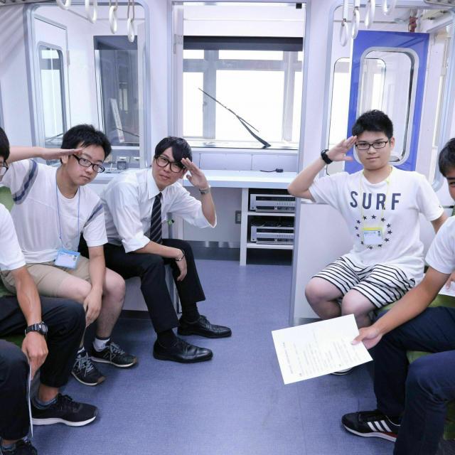 ホスピタリティ ツーリズム専門学校大阪 放課後オープンキャンパス【鉄道】2