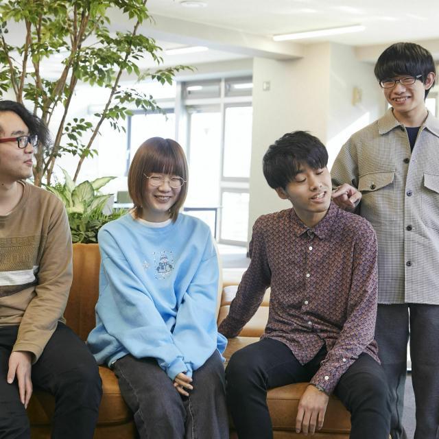 大阪電子専門学校 9月 先輩と一緒にはじめてのモノづくり体験!1