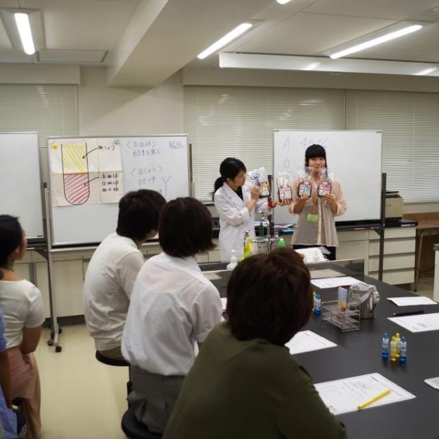 湘央医学技術専門学校 臨床検査のいろいろ体験しよう☆オープンキャンパス 20191