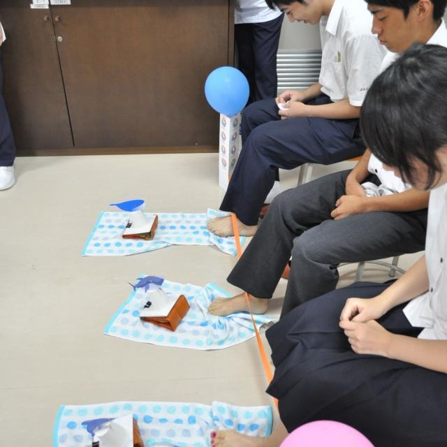 長崎医療技術専門学校 医技専夏祭り4