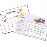 永久に使えるカレンダーを作ろう!【体験実習・情報ビジネス編】の詳細