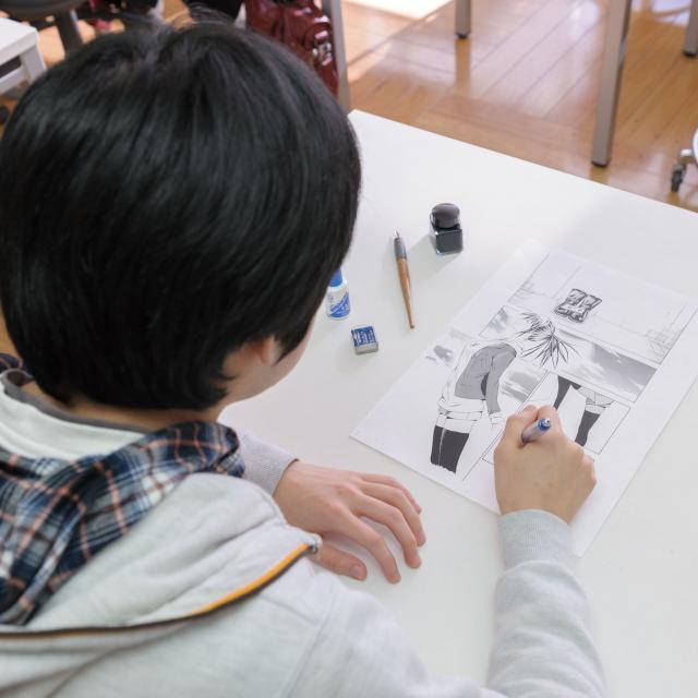専門学校デジタルアーツ仙台 2018 気になる仕事を体験しよう!業界・学校説明会&体験授業1