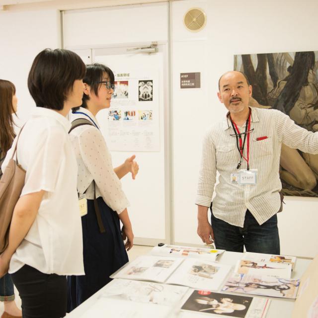 嵯峨美術大学 SAGABI キャンパス見学会20181