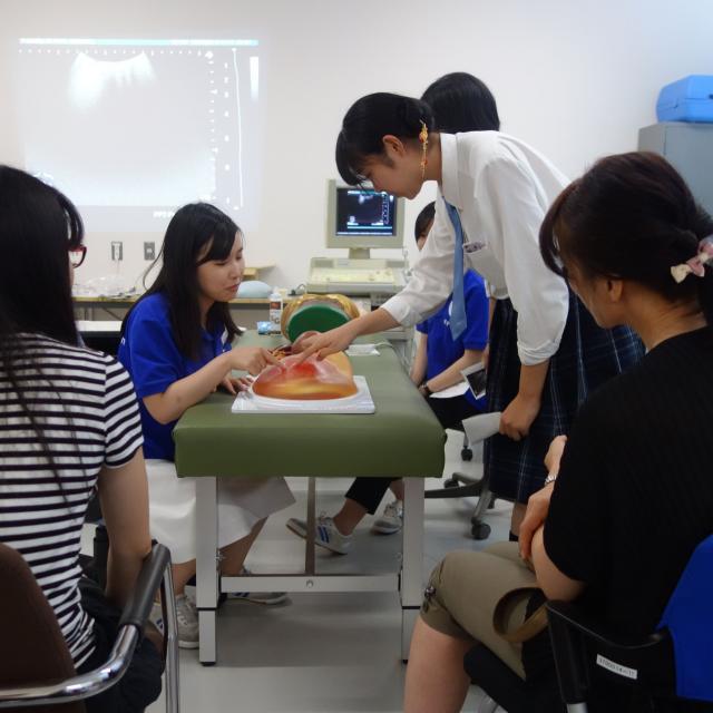 京都医療科学大学 オープンキャンパス20182