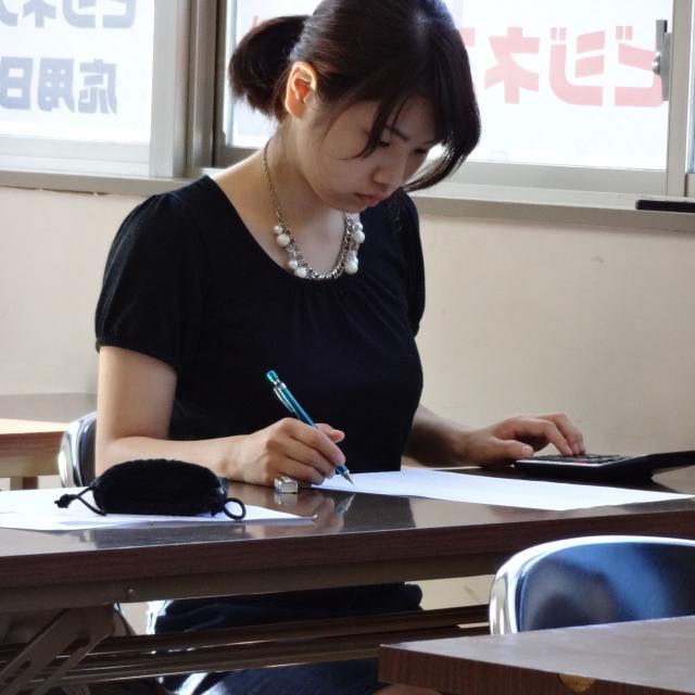 名古屋経営会計専門学校 専門学校でおこなわれている授業を受けてみたい人に1