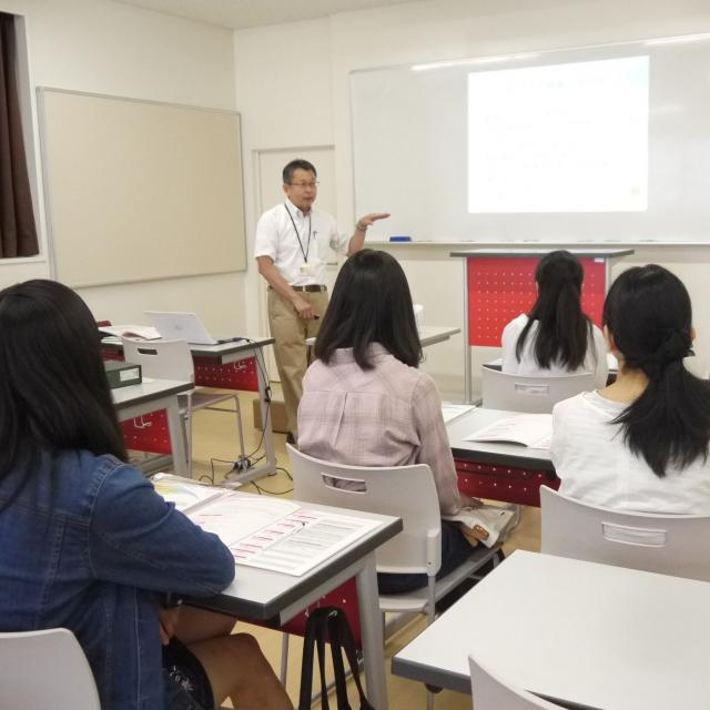 あいちビジネス専門学校 G:AO入学サポートコース3